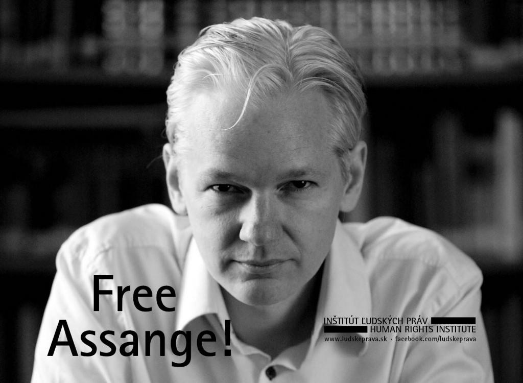 Free Assange 2