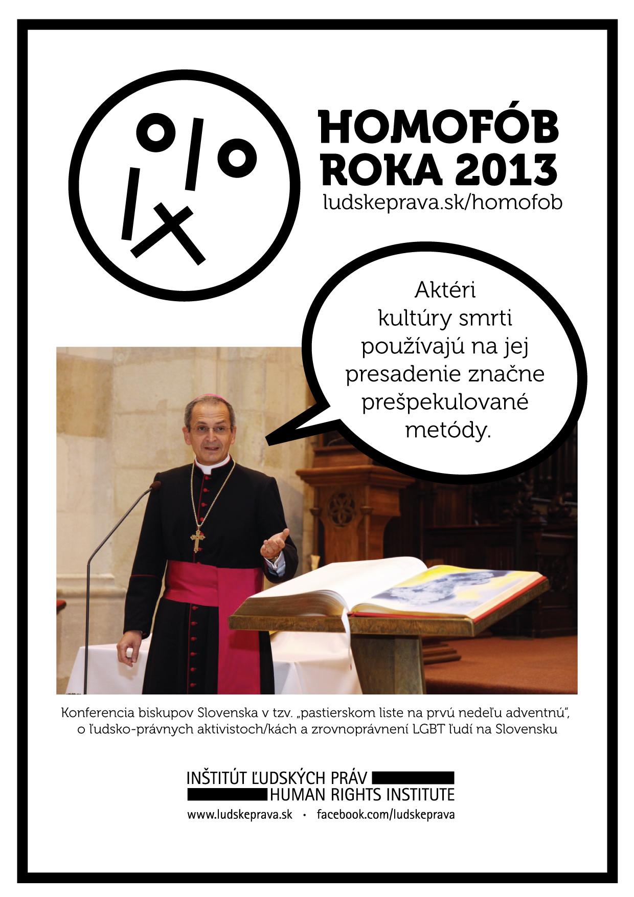 homofob roka 2013