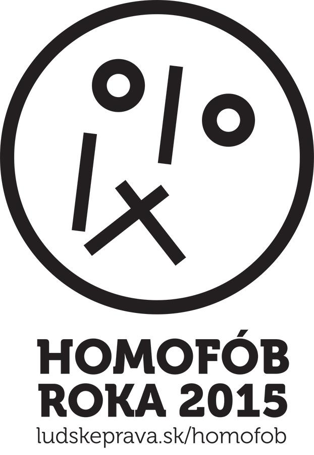 Homofob roka 2015 logo
