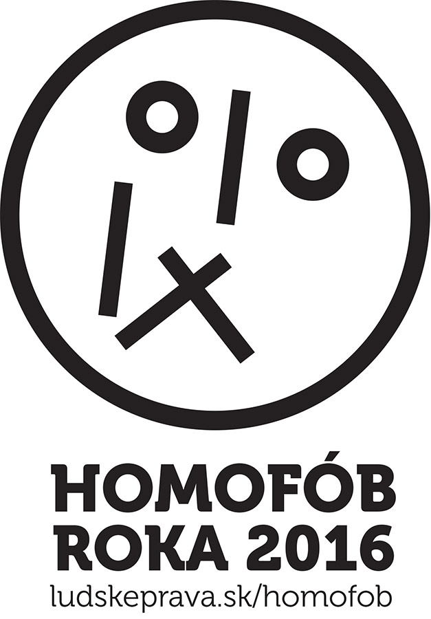 Homofob roka 2016 logo