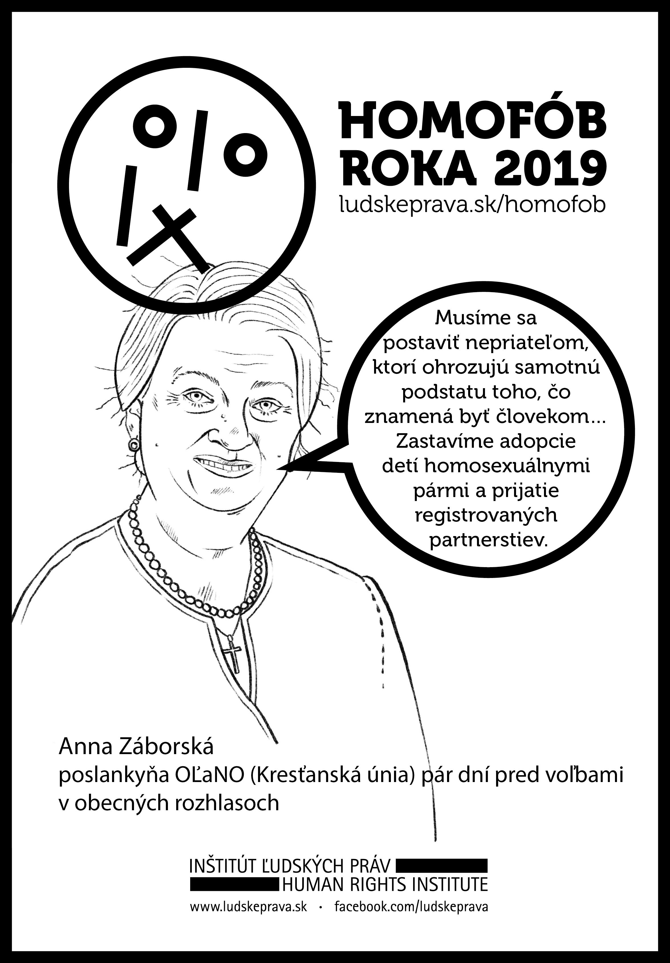 Homofob roka 2019